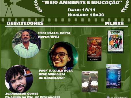 Meio Ambiente e Educação (18/11 - 18h30)