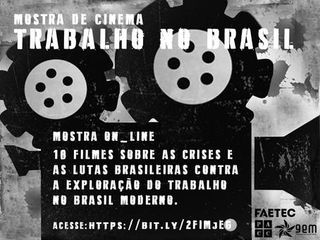 Mostra de Cinema Trabalho No Brasil