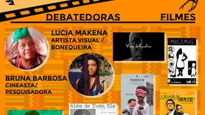 """Cinedebate """"O trabalho das mulheres negras no Brasil"""" 31/03 - 18h30"""
