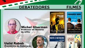 Cinedebate ''Questão Palestina''     30/06 - 18h30