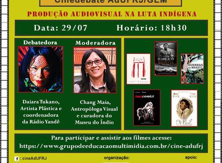 Racismo e Democracia: Produção Audiovisual na Luta Indígena