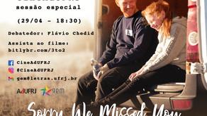 Cine AdUFRJ - Sessão especial - 29/04/20 às 18:30