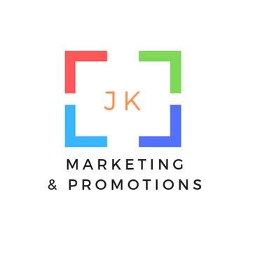 JK Marketing & Promotions Logo