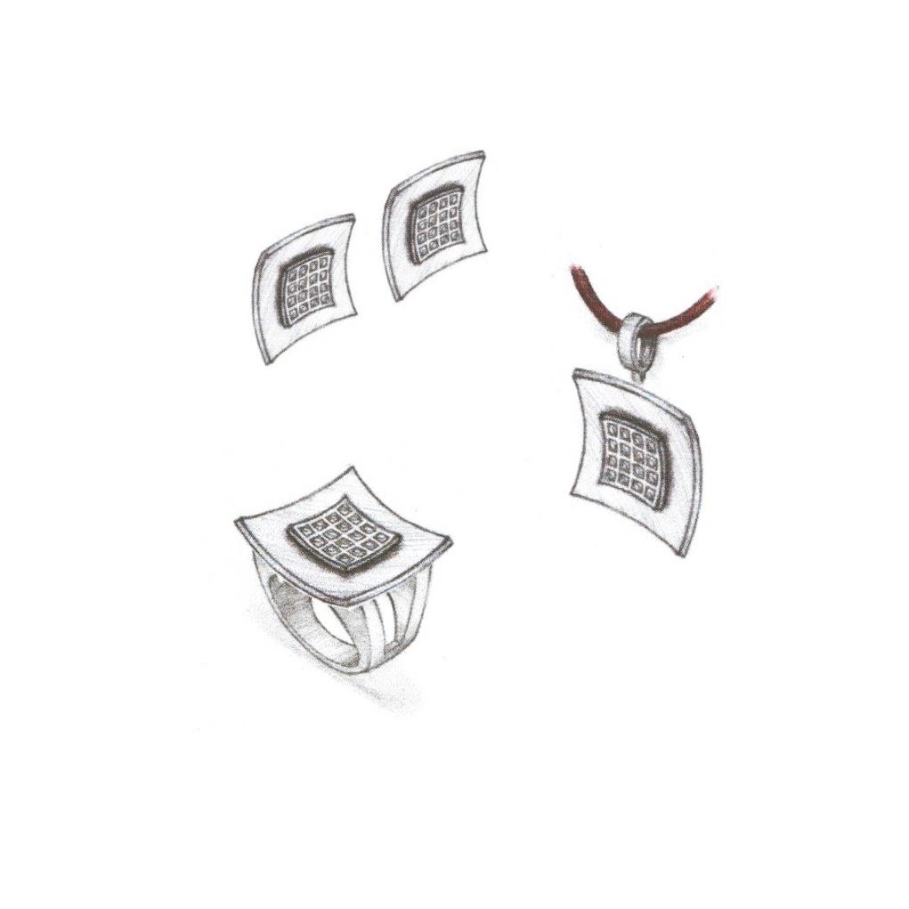 Kanji Furi Ilustração