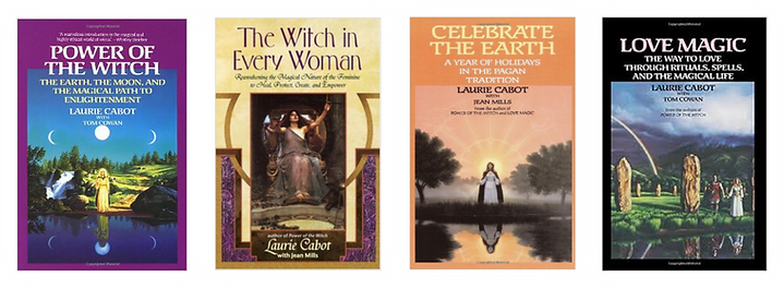 Books by Laurie Cabot