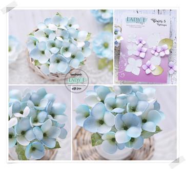 Lady E Design Flower 5 Cutting Die
