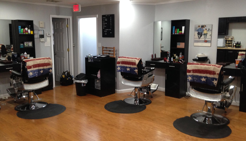 Our beautiful barbershop in Springfield, NJ where you can get all services needed to make you look your best.