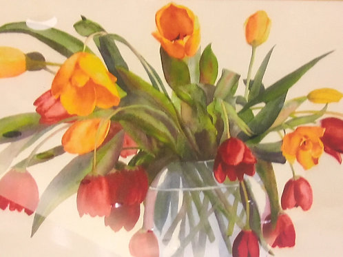 Tulips (Painting Sold)