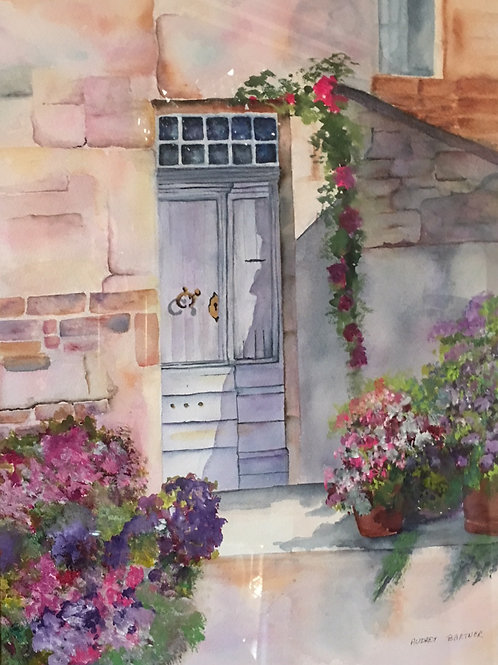 Provence Afternoon