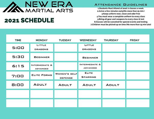 Class 4-A Schedule.png