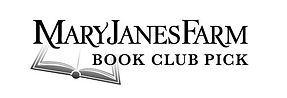 LOGO - MaryJanesFarm - Book Club Pick OF