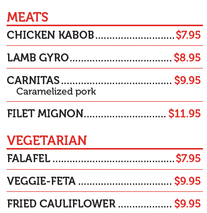 Baja bowls meats and vegetarian.PNG