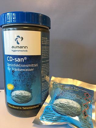 CD-san Chlordioxid 100g Tabletten