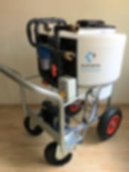 Reinigungswagen CIP4P