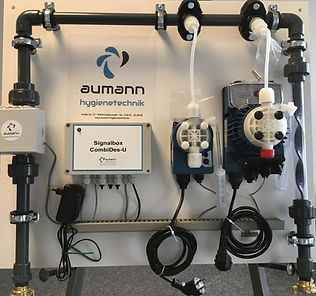 CombiDes mit Ultraschall Wassermesser