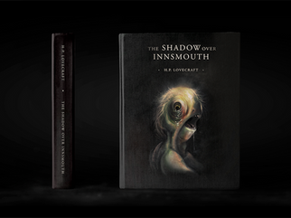 The Shadow Over Innsmouth Book Cover