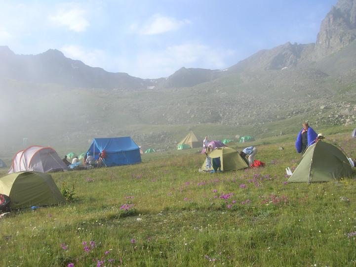 Kackar- Gemeindereise Juli-August 2008 2