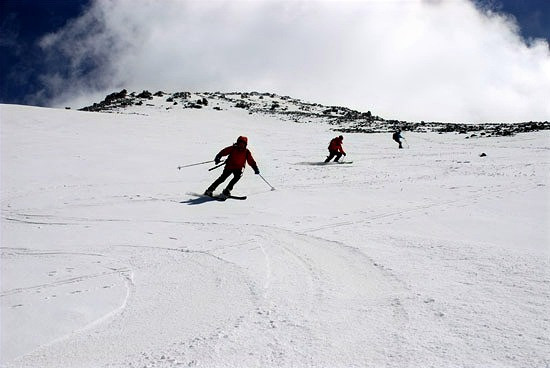 ski am Ararat