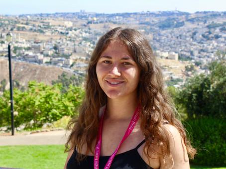 Student Spotlight: Aubrey Golding