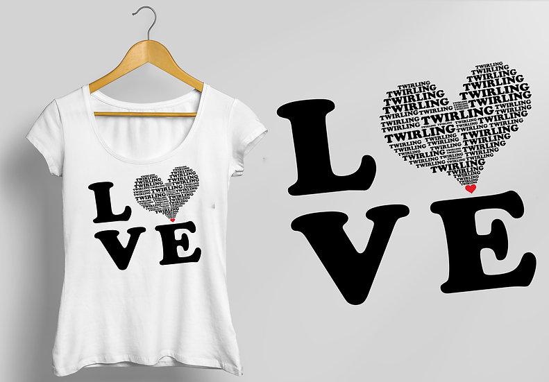 "Woman  ""LOVE"""