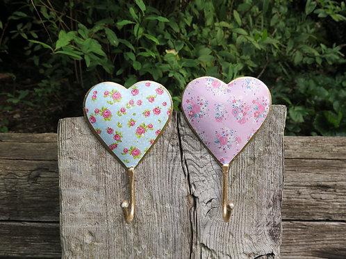 Vintage Heart Hook