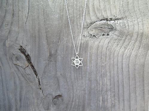 Necklace - Ohm Lotus