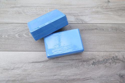 Foam block - blue