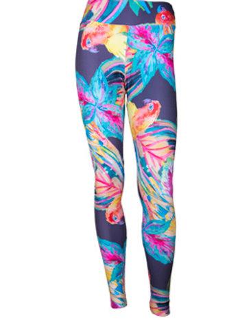 Leggings - tropical