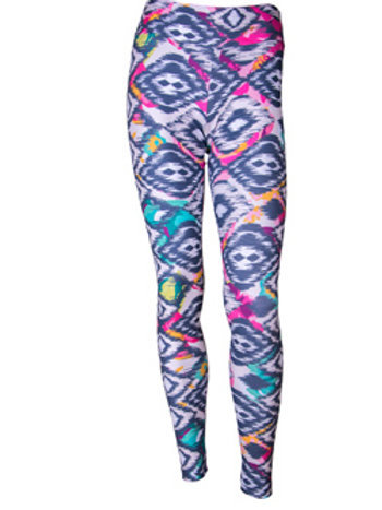 Leggings - aztec