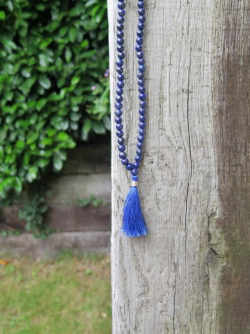 Mala - Lapis Lazuli