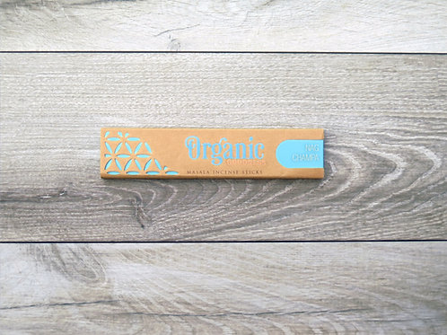 Organic - nag champa
