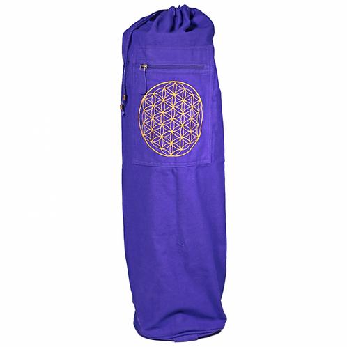 Flower of Life yoga bag