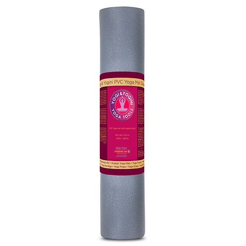 Deluxe Yoga mat - anthracite