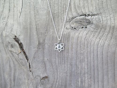 Necklace - Buddha Lotus