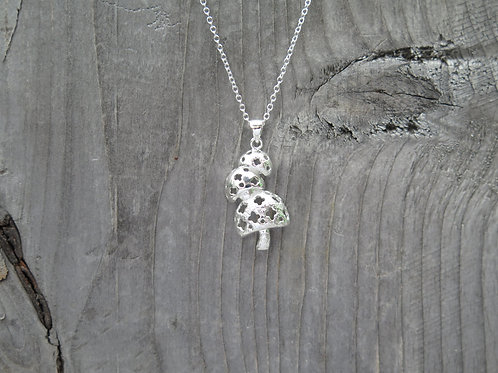Necklace - Toadstool