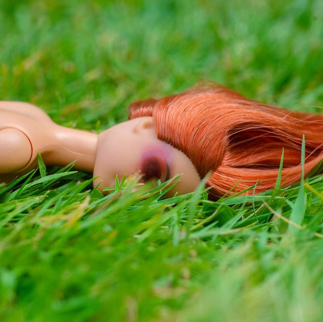 Guy Bourdin - Barbie