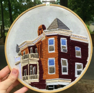 House Embroidery