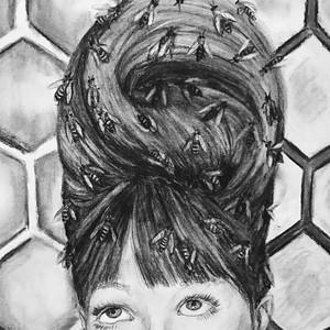 charcoal drawing FALL 2016