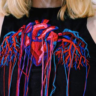Bleeding Heart detail
