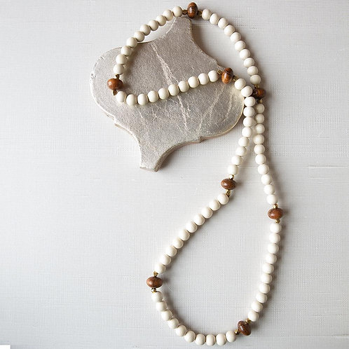 Abacus Layering Necklace