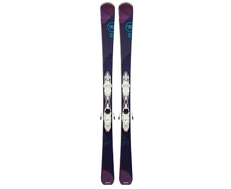 Rossignol Temptation 84 HD Ski med Xpress 11 Binding