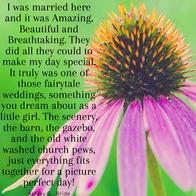 Ashley G, Bride