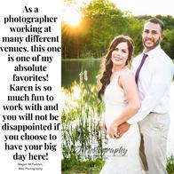 Megan, M&J Photography