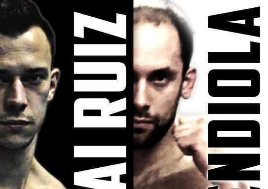 24 Azaroak Durango - Ibai Ruiz vs. Mendi