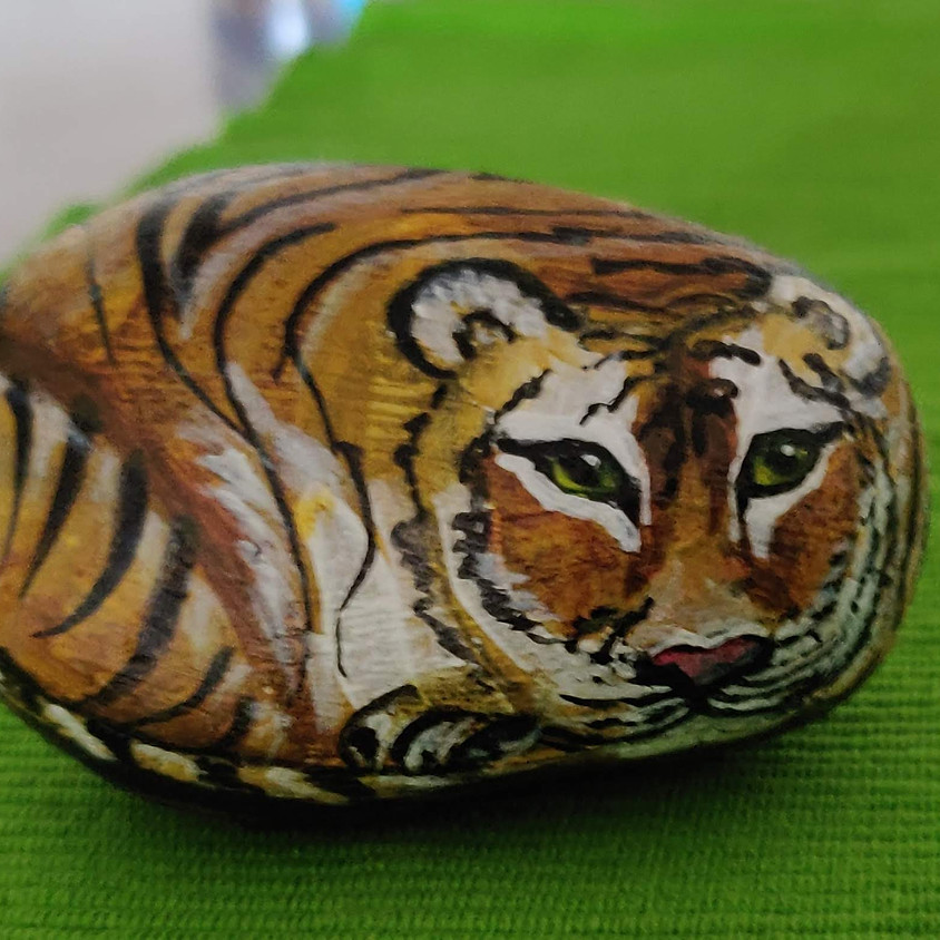 Rock Painting Workshop