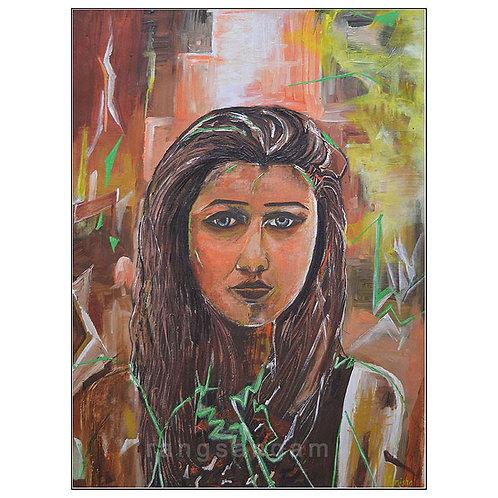 Twinkle | Acrylic on Canvas