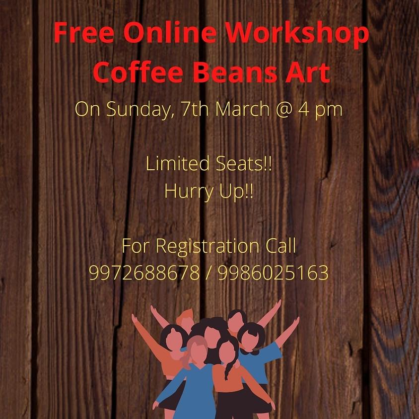 Coffee Beans Art Workshop