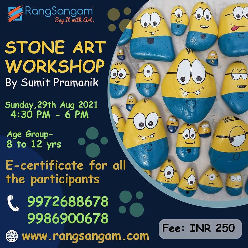 Stone Art Workshop