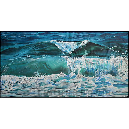 Sea Wave - Large | Acrylic on Canvas