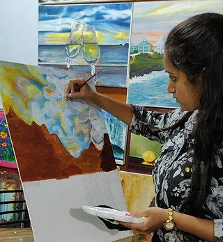 Visual Art Courses Rangsangam Art Gallery And School India